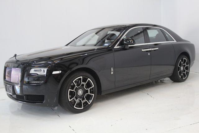 2017 Rolls-Royce Ghost BLACK BADGE EDITION Houston, Texas 1