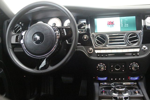 2017 Rolls-Royce Ghost BLACK BADGE EDITION Houston, Texas 19