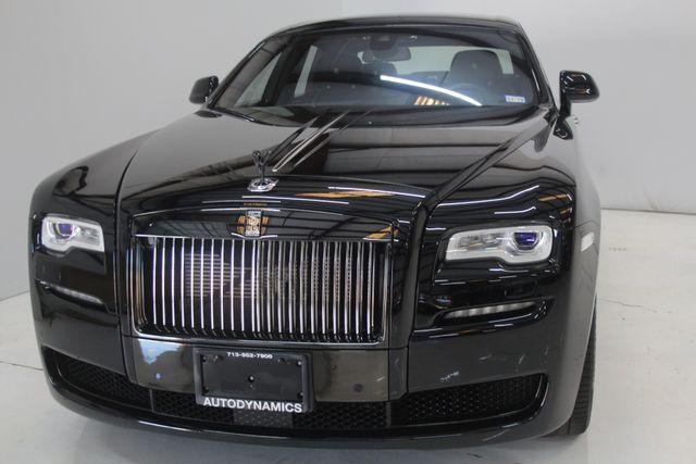 2017 Rolls-Royce Ghost BLACK BADGE EDITION Houston, Texas 2