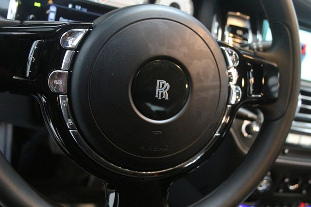2017 Rolls-Royce Ghost BLACK BADGE EDITION Houston, Texas 29