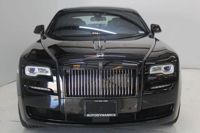 2017 Rolls-Royce Ghost BLACK BADGE EDITION Houston, Texas 3