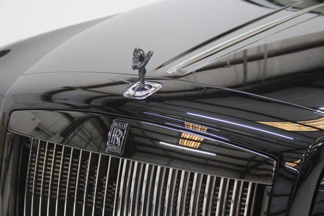 2017 Rolls-Royce Ghost BLACK BADGE EDITION Houston, Texas 5