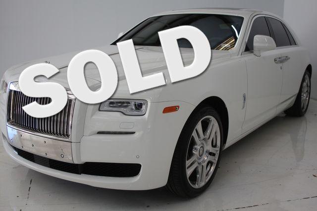 2017 Rolls-Royce Ghost Houston, Texas