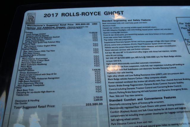 2017 Rolls-Royce Ghost Houston, Texas 48
