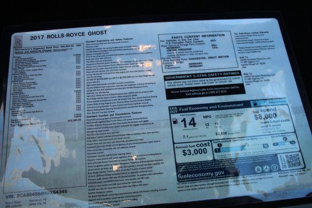 2017 Rolls-Royce Ghost Houston, Texas 49