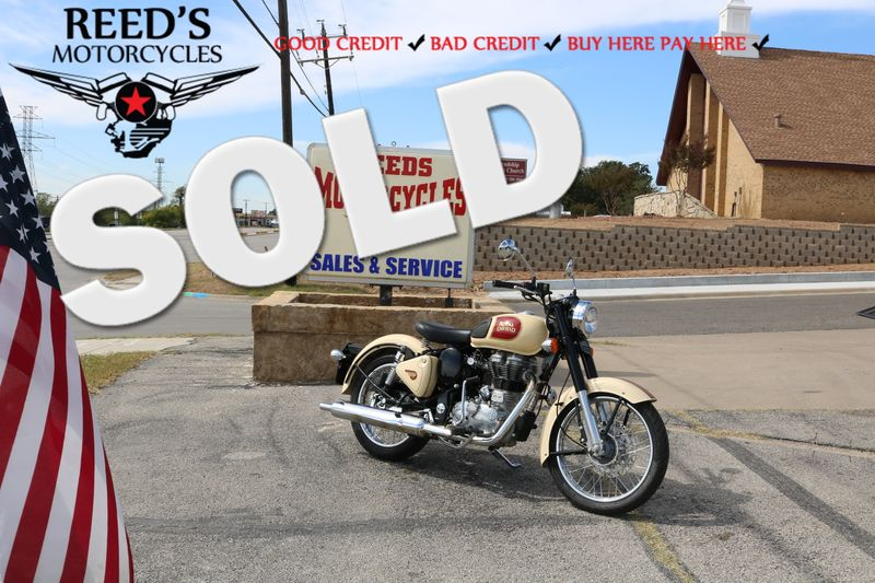 2017 Royal Enfield  Bullet Sixty S  Classic 500 | Hurst, Texas | Reed's Motorcycles in Hurst Texas