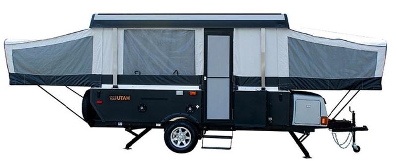 2019 Coleman-Somerset Pop Up Camping Tent Trailer  in Surprise, AZ