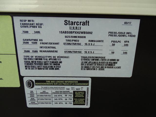 2017 Starcraft Autumn Ridge  26BHS Corpus Christi, Texas 28