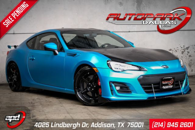 2017 Subaru BRZ Limited w/ Brembo & Upgrades