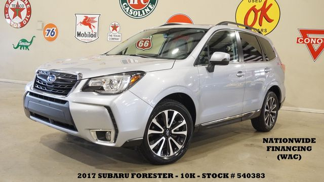 2017 Subaru Forester XT Touring AWD SUNROOF,BACK-UP CAM,HTD LTH,10K