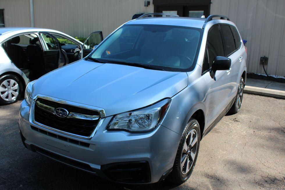 Charleston Auto Sales >> 2017 Subaru Forester Charleston Sc Charleston Auto Sales