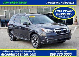 2017 Subaru Forester Limited w/EyeSight/Navigation in Louisville, TN 37777