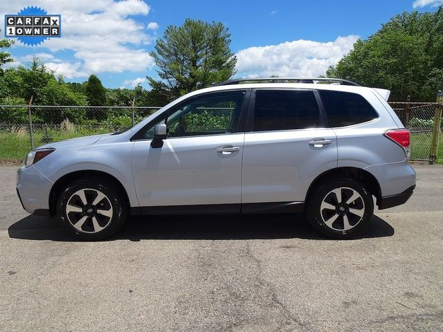 2017 Subaru Forester Limited Madison, NC 5