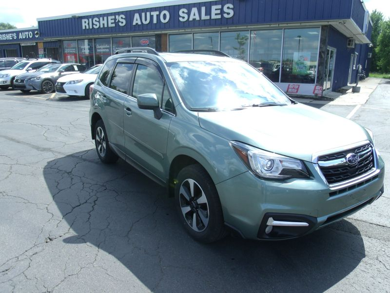2017 Subaru Forester Limited | Rishe's Import Center in Ogdensburg New York