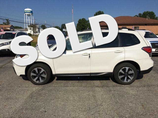 2017 Subaru Forester Premium in Ontario, OH 44903
