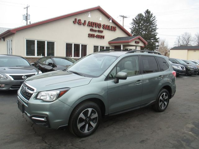 2017 Subaru Forester Premium in Troy, NY 12182
