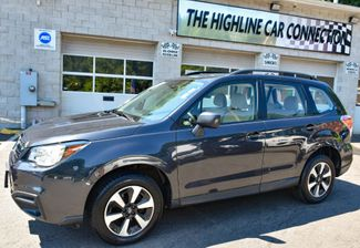 2017 Subaru Forester 2.5i CVT Waterbury, Connecticut 2