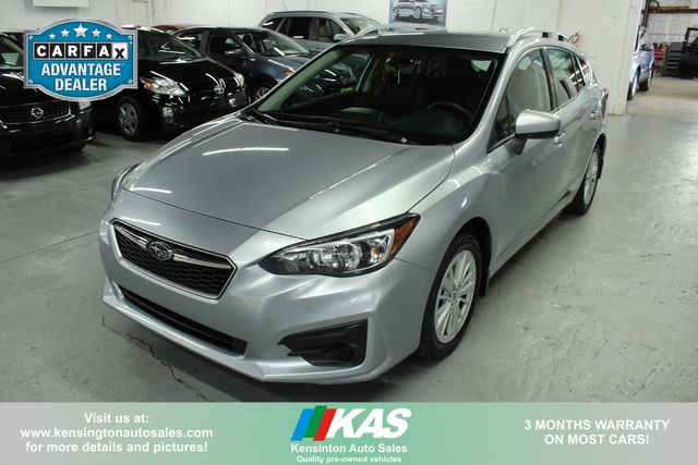 2017 Subaru Impreza 2.0i Premium Kensington, Maryland