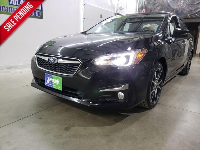 2017 Subaru Impreza Limited All Wheel Drive, Factory Warranty in Dickinson, ND 58601