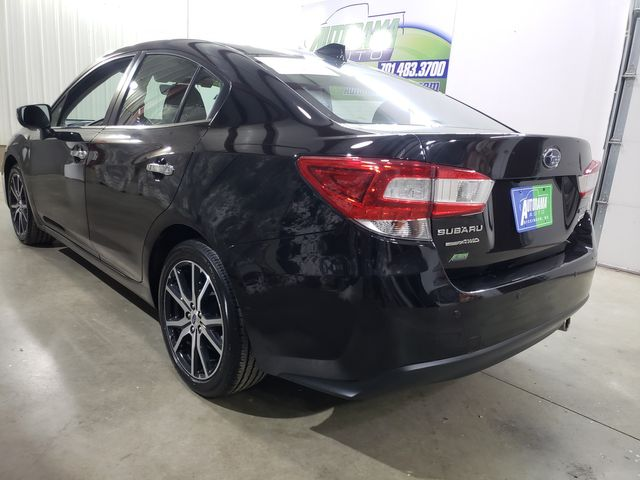 2017 Subaru Impreza Limited All Wheel Drive, Factory Warranty in Dickinson, ND 58601