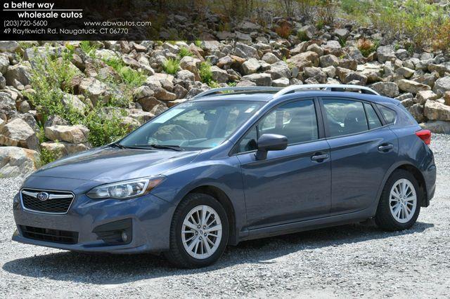 2017 Subaru Impreza Premium AWD Naugatuck, Connecticut