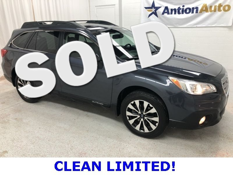 2017 Subaru Outback Limited | Bountiful, UT | Antion Auto in Bountiful UT
