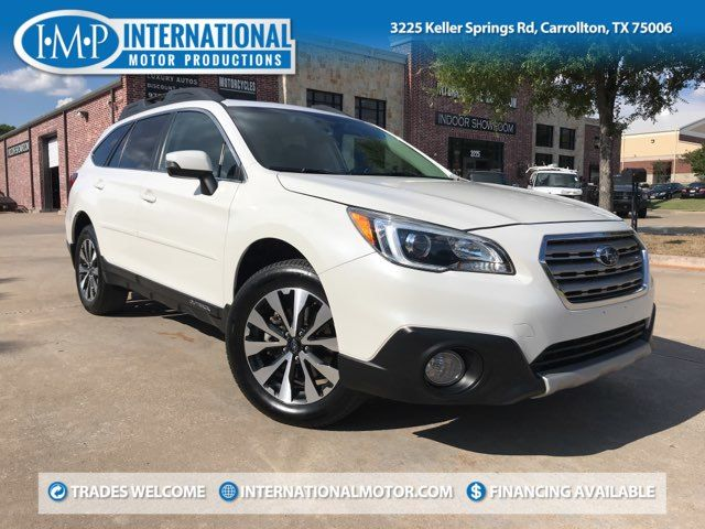 2017 Subaru Outback Limited ONE OWNER