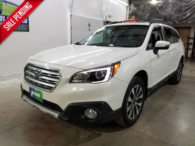 2017 Subaru Outback Limited in Dickinson, ND 58601