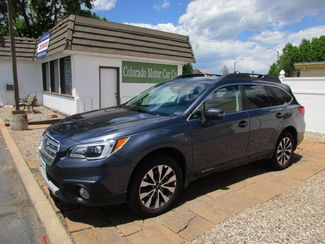 2017 Subaru Outback Limited in Fort Collins, CO 80524