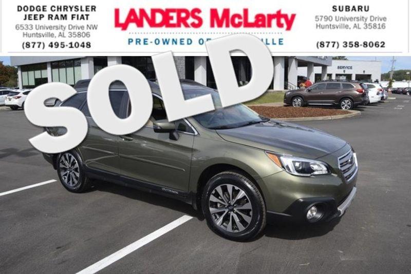 2017 Subaru Outback Limited | Huntsville, Alabama | Landers Mclarty DCJ & Subaru in Huntsville Alabama