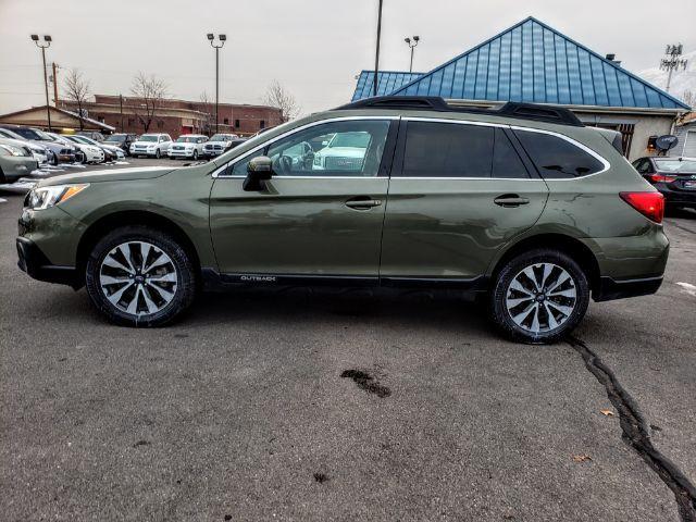 2017 Subaru Outback Limited LINDON, UT 1