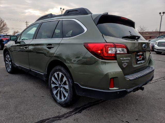 2017 Subaru Outback Limited LINDON, UT 2