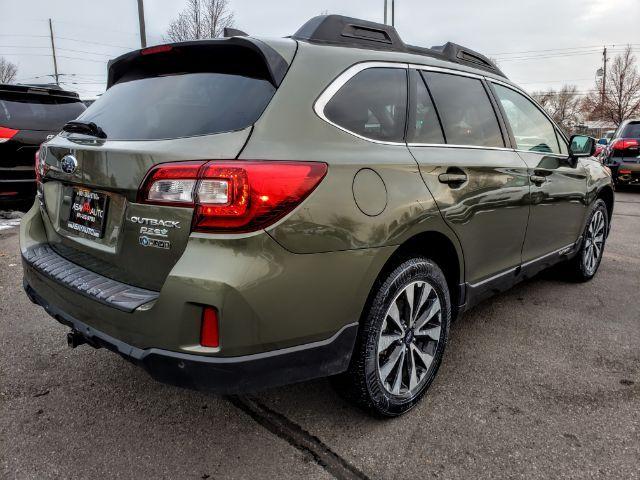 2017 Subaru Outback Limited LINDON, UT 4
