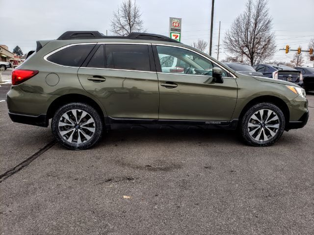 2017 Subaru Outback Limited LINDON, UT 5