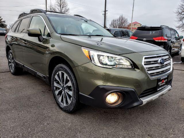 2017 Subaru Outback Limited LINDON, UT 6