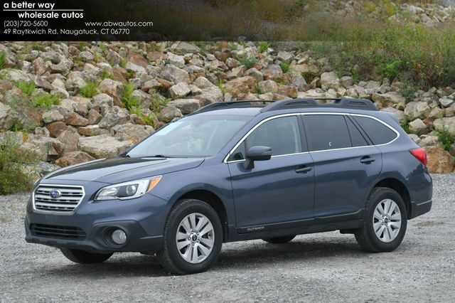2017 Subaru Outback Premium AWD Naugatuck, Connecticut