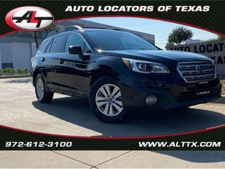2017 Subaru Outback Premium with LEATHER in Plano, TX 75093