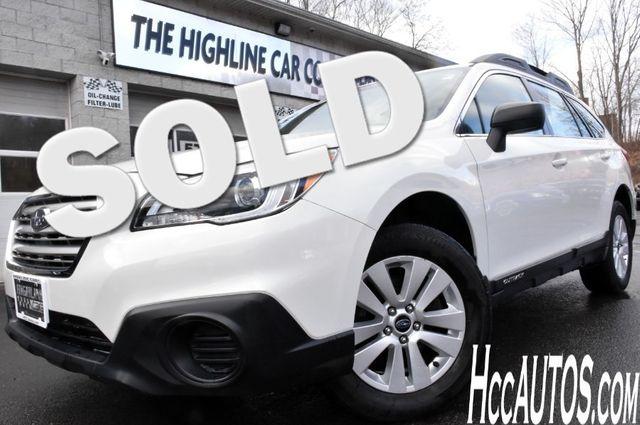 2017 Subaru Outback 2.5i Waterbury, Connecticut