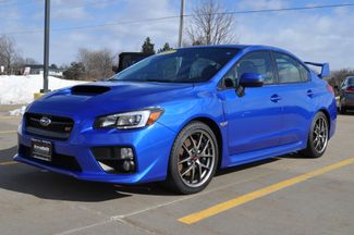 2017 Subaru WRX STI Limited in Bettendorf, Iowa 52722