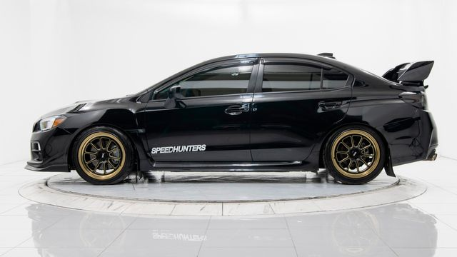 2017 Subaru WRX Limited with Many Upgrades in Dallas, TX 75229
