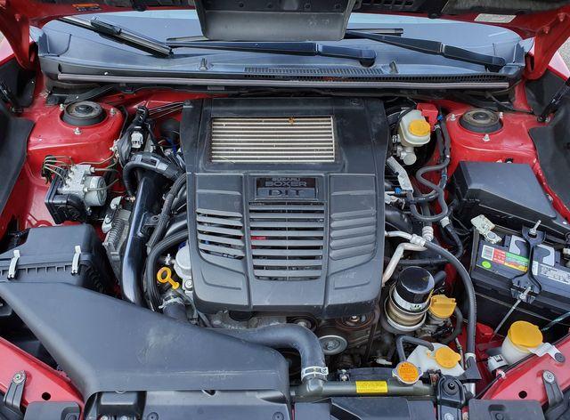 2017 Subaru WRX Premium AWD w/Sport Package in Louisville, TN 37777