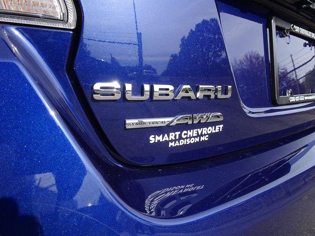 2017 Subaru WRX Premium Madison, NC 12