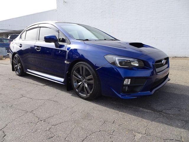 2017 Subaru WRX Premium Madison, NC 7