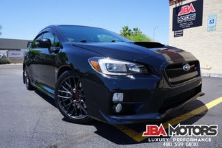2017 Subaru WRX STI AWD Sedan 6 Speed Manual Rear Cam Carbon Fiber in Mesa, AZ 85202