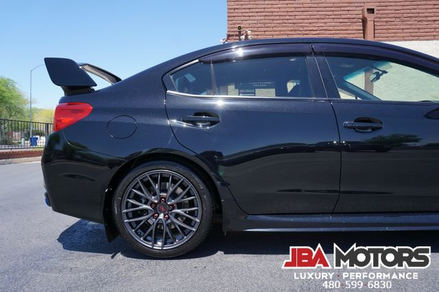 2017 Subaru WRX STI AWD Sedan 6 Speed Manual Rear Cam Carbon Fiber in Mesa, AZ 85202