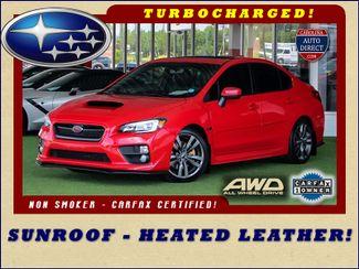 2017 Subaru WRX Limited AWD - SUNROOF - HEATED LEATHER - TURBO! Mooresville , NC