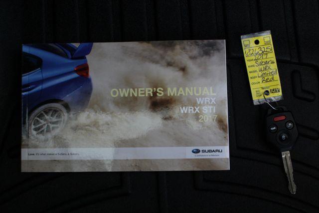 2017 Subaru WRX Limited AWD - SUNROOF - HEATED LEATHER - TURBO! Mooresville , NC 19