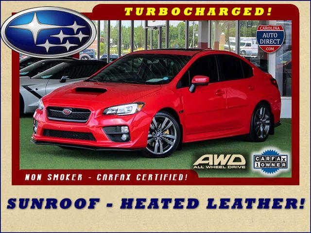 2017 Subaru WRX Limited AWD - SUNROOF - HEATED LEATHER - TURBO! Mooresville , NC 0