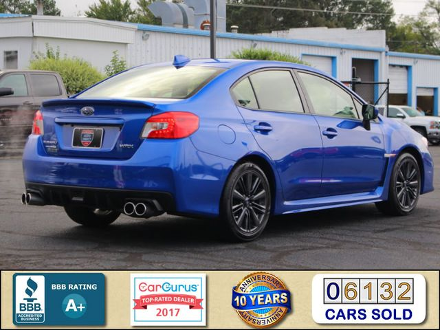 2017 Subaru WRX AWD - TURBO - 6SP MANUAL - ONE OWNER! Mooresville , NC 2