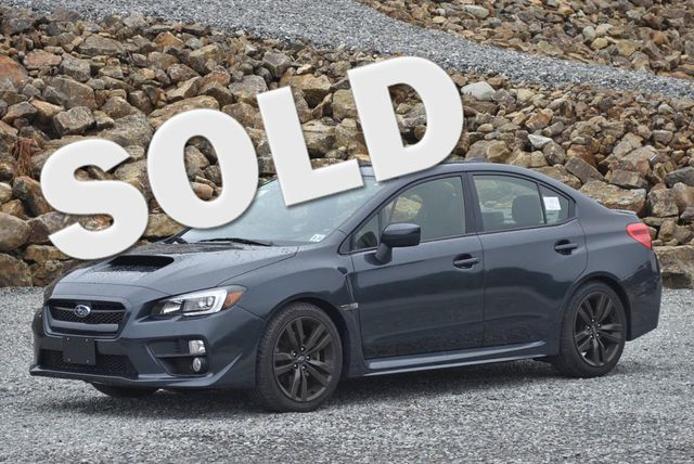 2017 Subaru WRX Limited Naugatuck, Connecticut